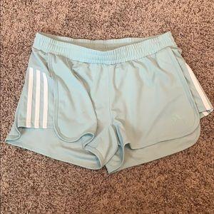 adidas Shorts - Adidas Climalite Running Shorts, Size Small